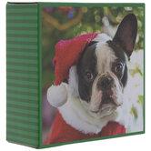 Mini Christmas Bulldog Puzzle
