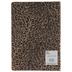 Leopard Faux Fur Lined Notebook