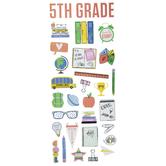 5th Grade Stickers