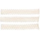 Crocheted Lace Headbands