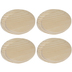 Oval Wood Plaques - 3
