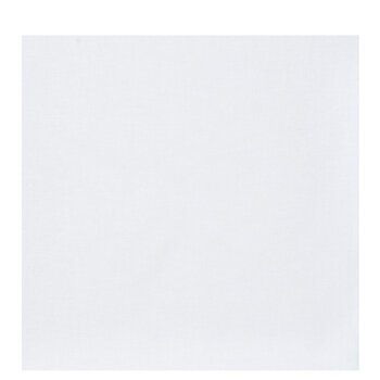 White Needle Punch Cross Stitch Fabric