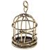 Bird Cage Pendant
