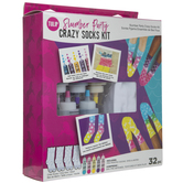 Slumber Party Crazy Socks Kit