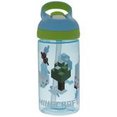Snowman & Polar Bear Minecraft Cup