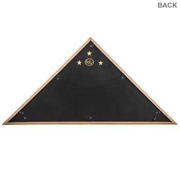 Barnwood Flag Case - 5' x 9 1/2'