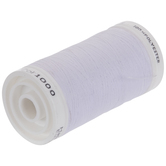 1000 White All Purpose Polyester Thread