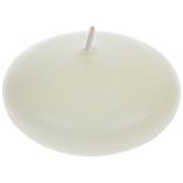 Ivory Round Floating Candle