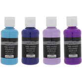Lilac Petals Master's Touch Pre-Mixed Pouring Acrylic Paint Set