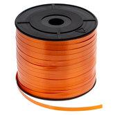 "Orange Curling Ribbon - 3/16"""