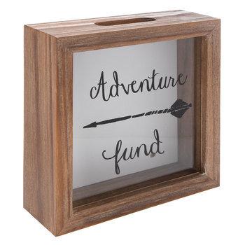 Adventure Fund Coin Bank
