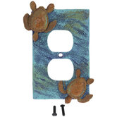 Sea Turtles Outlet Cover