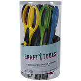 """Decorative Edge Scissors - 7 1/2"""""""