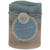 Ocean Surf Pillar LED Candle