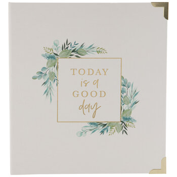 "Good Day 3-Ring Scrapbook Album - 8 1/2"" x 11"""