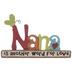 Nana Butterfly Decor