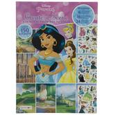 Disney Princess Create-A-Scene Coloring Book