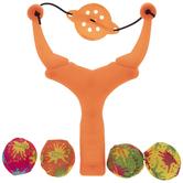 Orange Water Slingshot Set