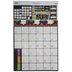 Chalk Talk Calendar Bulletin Board Set