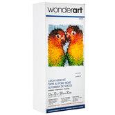 Lovebirds Latch Hook Kit