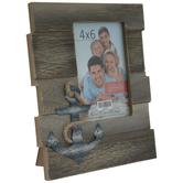 "Anchor Slatted Wood Frame - 4"" x 6"""