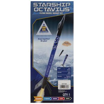 Starship Octavius Model Rocket Kit