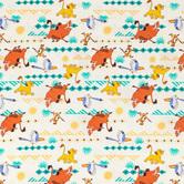 Lion King Cotton Fabric