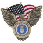 United States Air Force Eagle Ornament