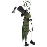 Grasshopper Metal Pot Percher