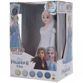 Frozen 2 Glitter N' Paint Elsa Coin Bank