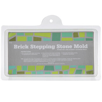 Brick Stepping Stone Mold