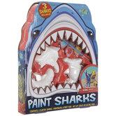 Sharks Plaster Craft Kit