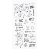 Sheep Clear Stamps