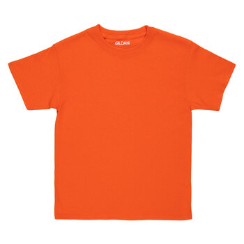 Orange Youth T-Shirt - Small