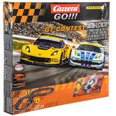 GO!!! GT Contest Slot Car Kit