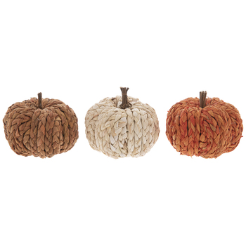 Braided Pumpkins