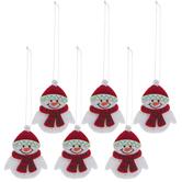 Mini Snowman Ornaments