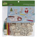Gingerbread House Wood Craft Kit