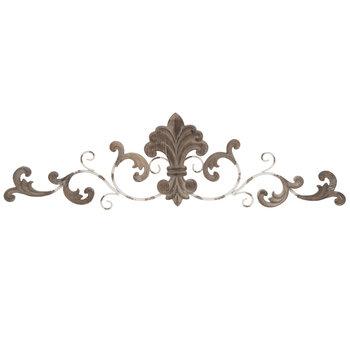 Carved Fleur De Lis Metal Wall Decor Hobby Lobby 1805910