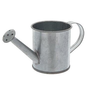 Galvanized Metal Watering Can - Mini