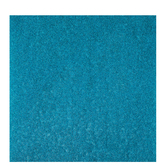 Aqua Glitter Iron-On Transfer