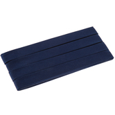 Navy Extra Wide Double Fold Bias Tape