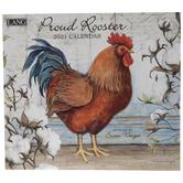 Proud Rooster Calendar