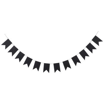 Chalkstock Double Pointed Pennants