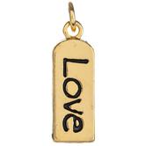 Love Tag Charm