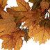 Orange Maple Leaf & Berry Wreath