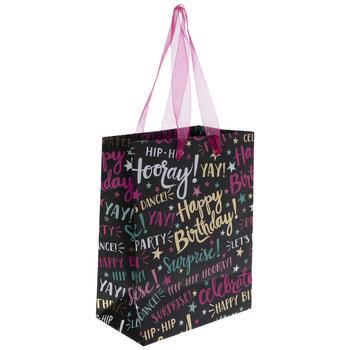 Happy Birthday Stars Gift Bag