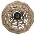 Natural Rope Woven Pendant Lamp