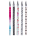 Watercolor Pattern Pens - 5 Piece Set