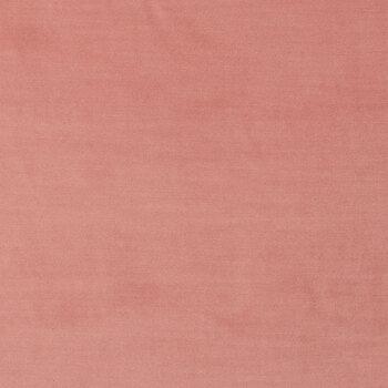 Blush Merlot Velvet Fabric